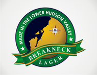Breakneck Lager Logo - Entry #29