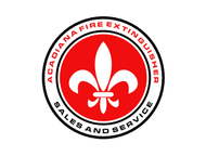 Acadiana Fire Extinguisher Sales and Service Logo - Entry #25