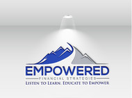 Empowered Financial Strategies Logo - Entry #356