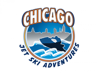 Chicago Jet Ski Adventures Logo - Entry #63