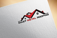 Mast Metal Roofing Logo - Entry #132
