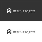 Stealth Projects Logo - Entry #32