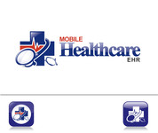 Mobile Healthcare EHR Logo - Entry #51