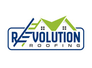 Revolution Roofing Logo - Entry #516