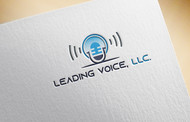 Leading Voice, LLC. Logo - Entry #140