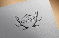 Big Sky Custom Steel LLC Logo - Entry #36