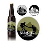 Breakneck Lager Logo - Entry #77