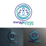 EnergyXchange Yoga Logo - Entry #103