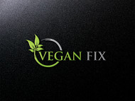 Vegan Fix Logo - Entry #35