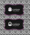 Bridal Boutique Needs Feminine Logo - Entry #53