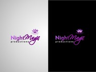 Night Magic Productions Logo - Entry #37