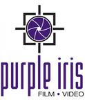 Purple Iris Films Logo - Entry #45