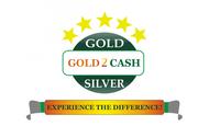 Gold2Cash Logo - Entry #54