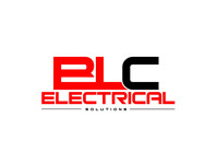 BLC Electrical Solutions Logo - Entry #233