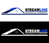 STREAMLINE building & carpentry Logo - Entry #134