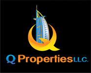 A log for Q Properties LLC. Logo - Entry #38