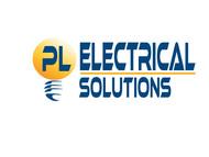 P L Electrical solutions Ltd Logo - Entry #75