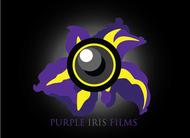 Purple Iris Films Logo - Entry #96