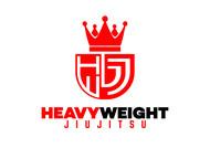 Heavyweight Jiujitsu Logo - Entry #60