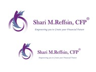 I do not want a brandname in my logo.  If anything, Shari M. Reffsin, CFP, CDFA, CLTC - Entry #55
