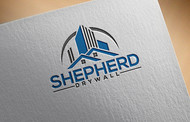 Shepherd Drywall Logo - Entry #230