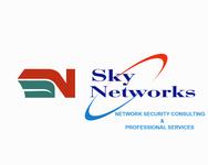 SKY Networks  Logo - Entry #90