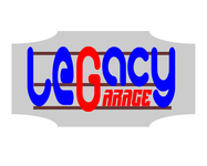 LEGACY GARAGE Logo - Entry #126