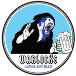 Warlocks Games and Beer Logo - Entry #22