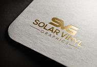 Solar Vinyl Graphics Logo - Entry #269