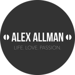 Alex Allman Logo - Entry #30