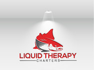 Liquid therapy charters Logo - Entry #14