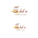 the lash co. Logo - Entry #74