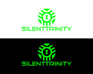 SILENTTRINITY Logo - Entry #182