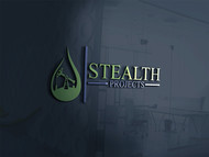 Stealth Projects Logo - Entry #204
