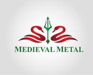 Medieval Metal Logo - Entry #88