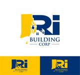 RI Building Corp Logo - Entry #157