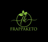 Frappaketo or frappaKeto or frappaketo uppercase or lowercase variations Logo - Entry #132
