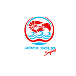 Rock Solid Seafood Logo - Entry #117