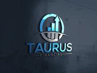 "Taurus Financial (or just ""Taurus"") Logo - Entry #109"