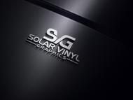 Solar Vinyl Graphics Logo - Entry #332
