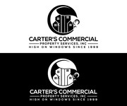 Carter's Commercial Property Services, Inc. Logo - Entry #176