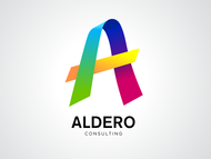 Aldero Consulting Logo - Entry #98