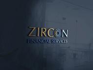 Zircon Financial Services Logo - Entry #320