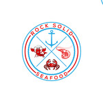 Rock Solid Seafood Logo - Entry #57