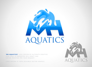 MH Aquatics Logo - Entry #135