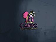 CARING FOR CATASTROPHES Logo - Entry #26