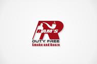 Rams Duty Free + Smoke & Booze Logo - Entry #268