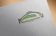 Marine Industries Pty Ltd Logo - Entry #18