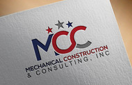 Mechanical Construction & Consulting, Inc. Logo - Entry #65