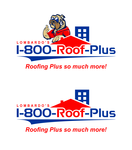 1-800-Roof-Plus Logo - Entry #100